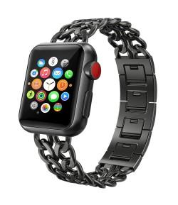 Pulsera para Apple Watch  Esclava Acero Inoxidable 42mm / 44mm iWatch Series 6 / 5 / 4 / 3 / 2 / 1 / SE / Nike+